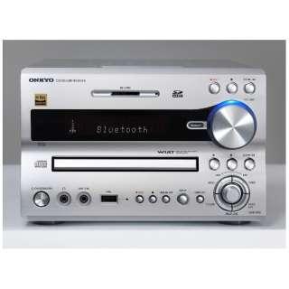 CDレシーバー NFR-9TX(S) [ワイドFM対応 /Bluetooth対応 /ハイレゾ対応]