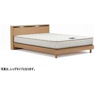 【フレームのみ】フランスベッド 収納なし ネクストランディ 302C-SC[スノコ床板](クィーンロングサイズ/ネクストナチュラル)【日本製】