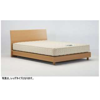 【フレームのみ】フランスベッド 収納なし ネクストランディ 902F-SC[スノコ床板](クィーンロングサイズ/ネクストナチュラル)【日本製】