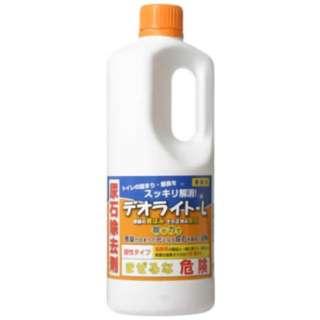 デオライトL 1kg〔トイレ用洗剤〕