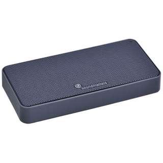 DASH4-DG ブルートゥース スピーカー Soundmatters デイビスグレイ [Bluetooth対応]