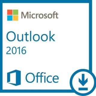 Outlook 2016 日本語版 (ダウンロード)【ダウンロード版】
