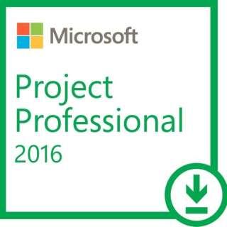 Project Professional 2016 日本語版 (ダウンロード)【ダウンロード版】
