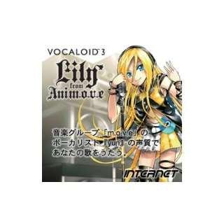 VOCALOID3 Lily【ダウンロード版】