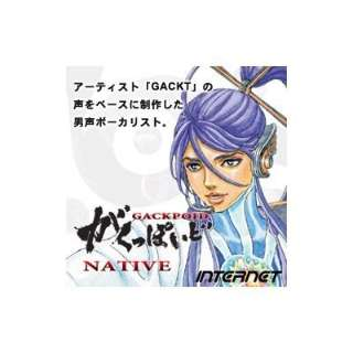 VOCALOID3 がくっぽいど NATIVE【ダウンロード版】