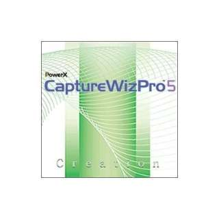 PowerX CaptureWizPro 5【ダウンロード版】
