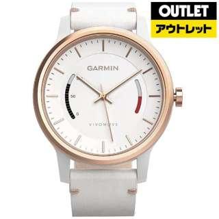 【アウトレット品】 159741 ウェアラブル端末 vivomove Classic 日本正規版 Classic White 【生産完了品】