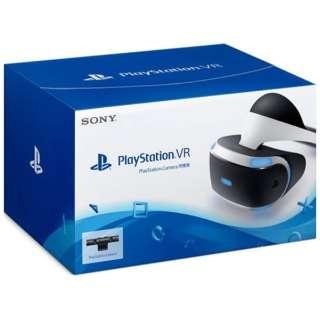 【2016年モデル】PlayStation VR PlayStation Camera 同梱版 CUHJ-16001