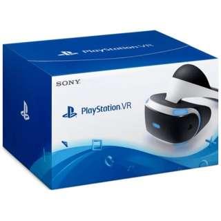 【2016年10月13日発売】 PlayStation VR CUHJ-16000