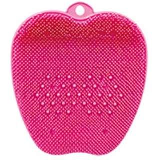 フットブラシ ピンク