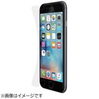 iPhone 6s/6用 InvisiGlass ガラスタイプ液晶保護フィルム 貼り付けキット付 F8W521qe JP