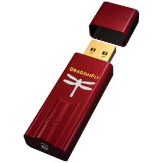 USB DAC DRAGONFLY(レッド) DRAGONFLY/R