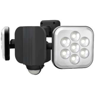 8W×2灯フリーアーム式LEDセンサーライト