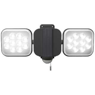 12W×2灯フリーアーム式LEDセンサーライト