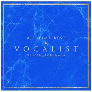 徳永英明/ALL TIME BEST VOCALIST 通常盤 【CD】