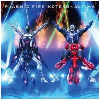 KOTOKO×ALTIMA/PLASMIC FIRE アニメ盤 【CD】