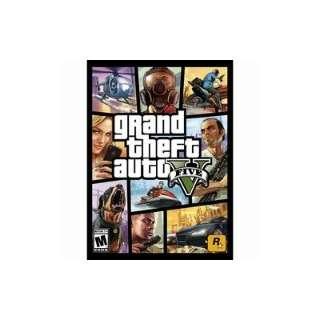 [Rockstar Games] Grand Theft Auto V 日本語版【ダウンロード版】