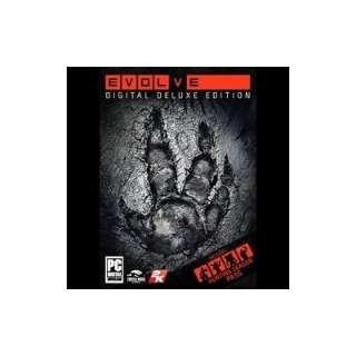 [2K Games] Evolve Digital Deluxe 日本語版【ダウンロード版】