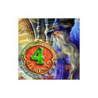 4精霊の魔法書【ダウンロード版】