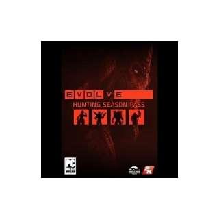 [2K Games] Evolve Hunting Season Pass 日本語版【ダウンロード版】