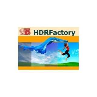 AKVIS HDRFactory v.1.0 スタンドアロン版【ダウンロード版】