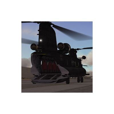 Area 51 Simulations MH-47 Chinook (チヌーク)