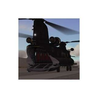 Area 51 Simulations MH-47 Chinook【ダウンロード版】