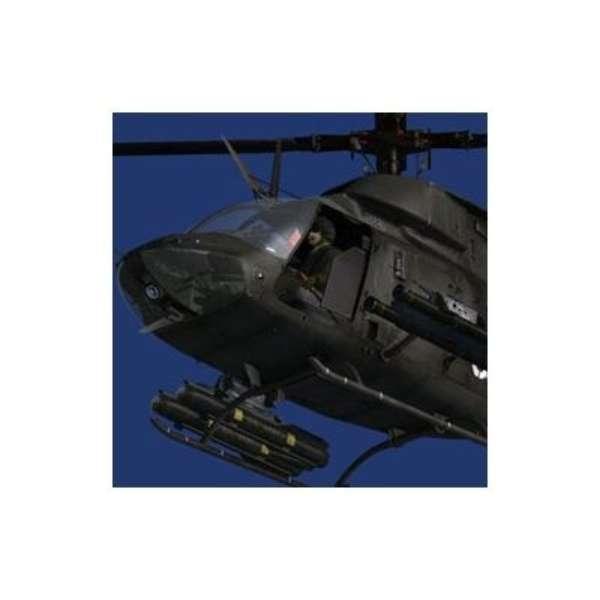 Area 51 Simulations OH-58D Kiowa【ダウンロード版】