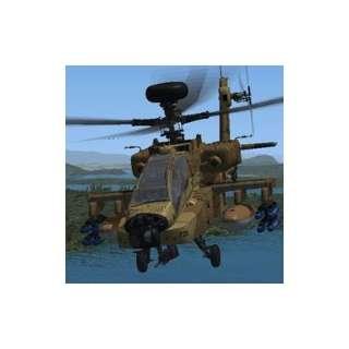 Area 51 Simulations AH-64D Apache Longbow【ダウンロード版】
