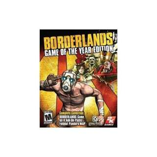 [2K Games] Borderlands Game of the Year Edition 英語版【ダウンロード版】