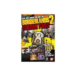 [2K Games] Borderlands 2 Season Pass 日本語版【ダウンロード版】