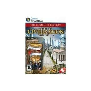 [2K Games] Sid Meiers Civilization(R) IV: Complete 英語版【ダウンロード版】