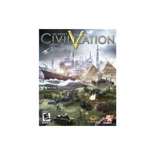 [2K Games] Sid Meiers Civilization(R) V 日本語版【ダウンロード版】