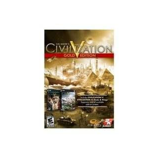 [2K Games] Sid Meiers Civilization(R) V Gold Edition 日本語版【ダウンロード版】