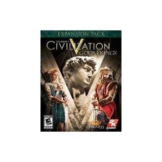 [2K Games] Sid Meiers Civilization(R) V Gods & Kings 日本語版【ダウンロード版】