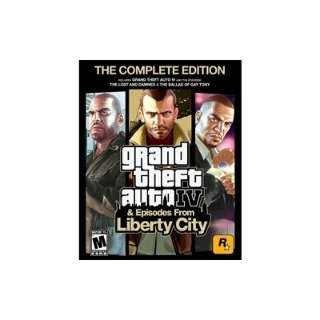 [Rockstar Games] Grand Theft Auto IV: Complete Edition 英語版【ダウンロード版】