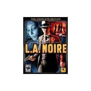 [Rockstar Games] L.A. Noire Complete Edition 英語版【ダウンロード版】