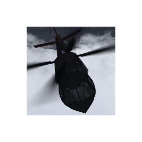 Area 51 Simulations UH-60X Stealth Blackhawk【ダウンロード版】