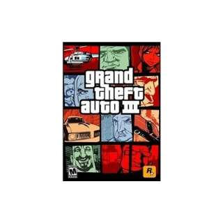 [Rockstar Games] Grand Theft Auto III 英語版【ダウンロード版】