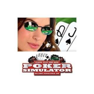ポーカー シミュレータ (日本語マニュアル付き英語版)【ダウンロード版】