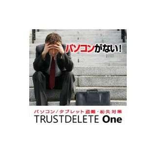 TRUST DELETE One 新規 1年版【ダウンロード版】