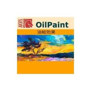 AKIVS OilPaint Home プラグイン版【ダウンロード版】