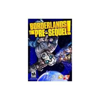 [2K Games] Borderlands The Pre-Sequel 日本語版【ダウンロード版】