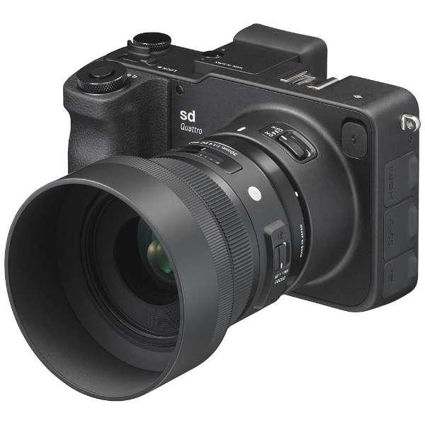 sd Quattro【30mm F1.4 DC HSM Art レンズキット/ミラーレス一眼カメラ】