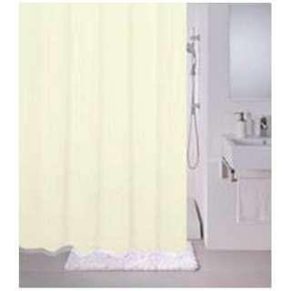 シャワーカーテン 無地(130×180cm/ホワイト)
