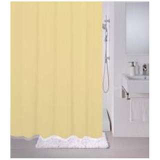 シャワーカーテン 無地(130×150cm/ベージュ)