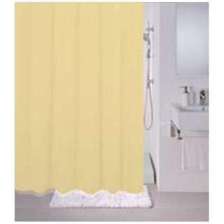 シャワーカーテン 無地(130×180cm/ベージュ)