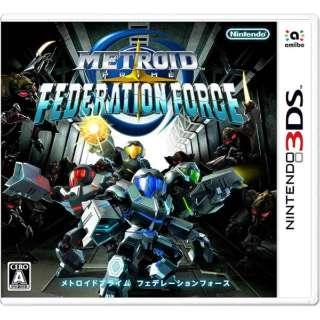 メトロイドプライム フェデレーションフォース【3DSゲームソフト】