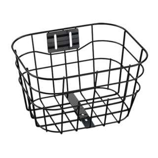 マークローザF用 フロントバスケット(ブラック) BK-BKJ