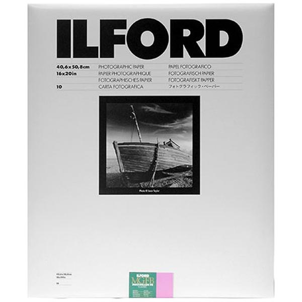イルフォード マルチグレードFBクラシック 1K Glossy光沢 小全紙16×20インチ 10枚入 MGFB 1K 16X20 10